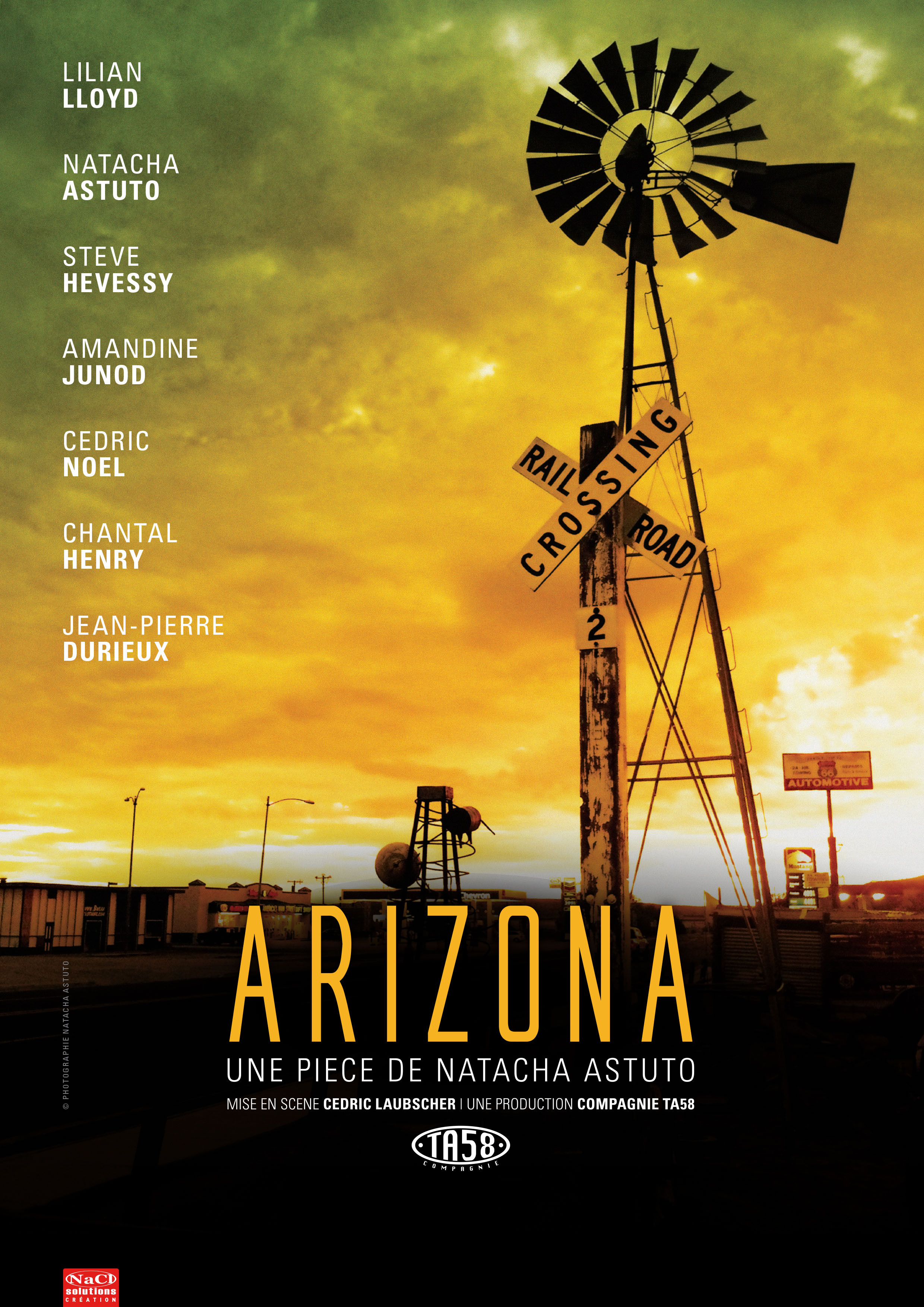 Cie TA58 Arizona Affiche 2018